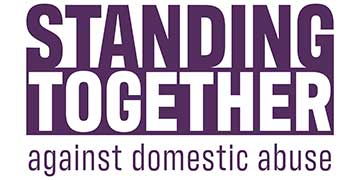 standing together against domestic abuse